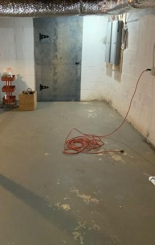 Madison Heights, VA Basement Waterproofing