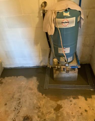 Gordonsville, VA Basement Waterproofing