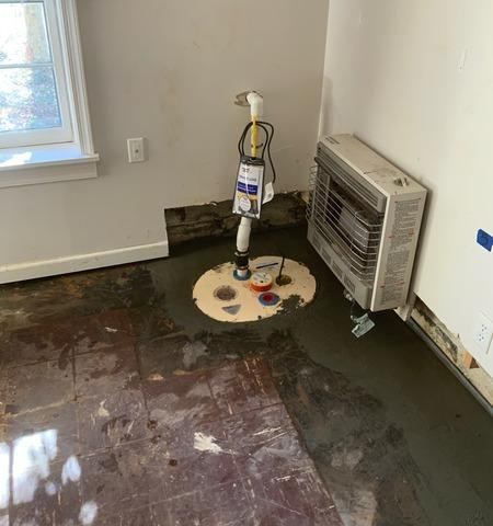Lynchburg, VA Basement Waterproofing