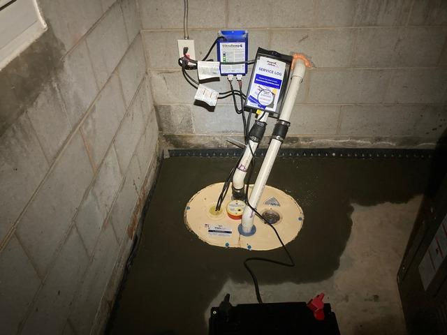 Evington, VA Basement Waterproofing