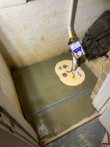 Frederick, MD Basement Waterproofing