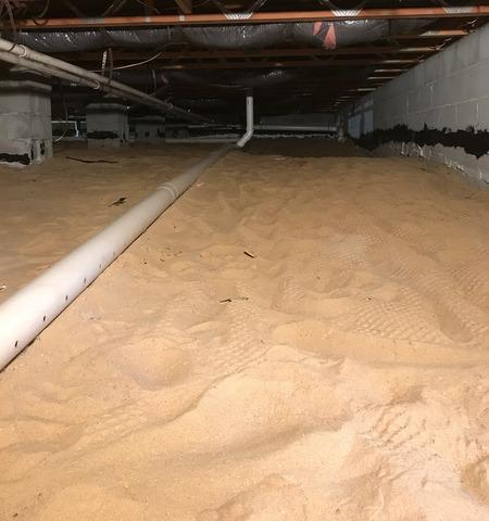 Mount Airy, MD Crawl Space Encapsulation
