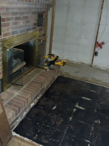Basement Waterproofing - Evington, VA