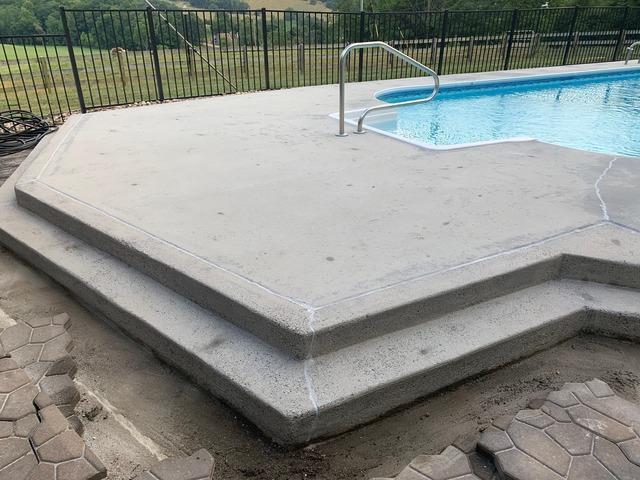 Poly Level & Concrete Repair - Newport, VA