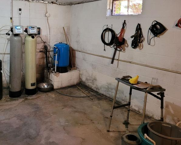 Brookneal, VA Basement Waterproofing