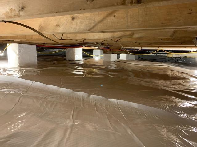 Crawl Space Encapsulation - Bedford, VA