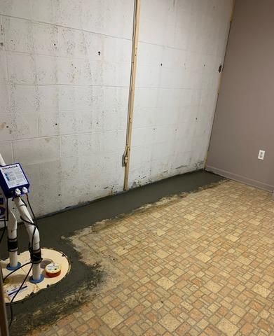 Basement Waterproofing - Rustburg, VA