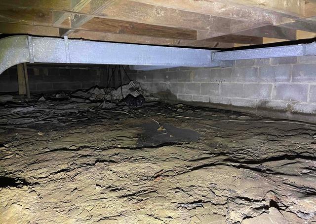 Rockville, MD Crawl Space & Sagging Floors