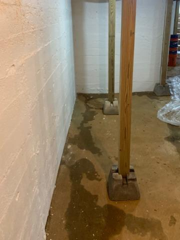 Basement Waterproofing - Charlottesville, VA