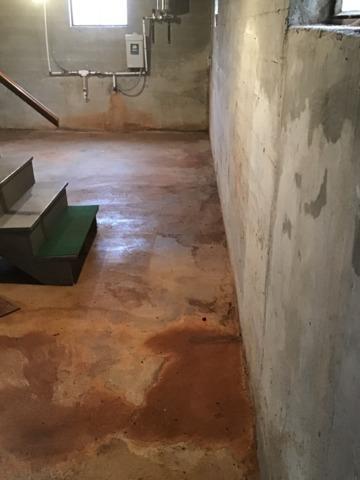 Basement Waterproofing - Moneta, VA