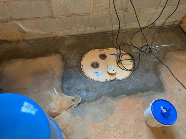 Arrington, VA Basement Waterproofing