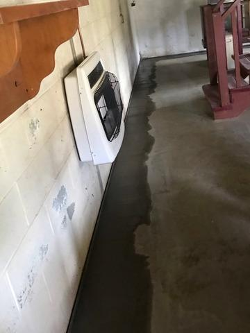 Orange, VA Basement Waterproofing