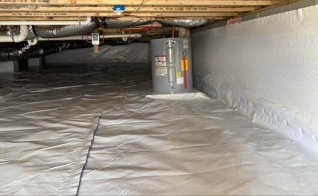 Stanley, VA Crawl Space Waterproofing