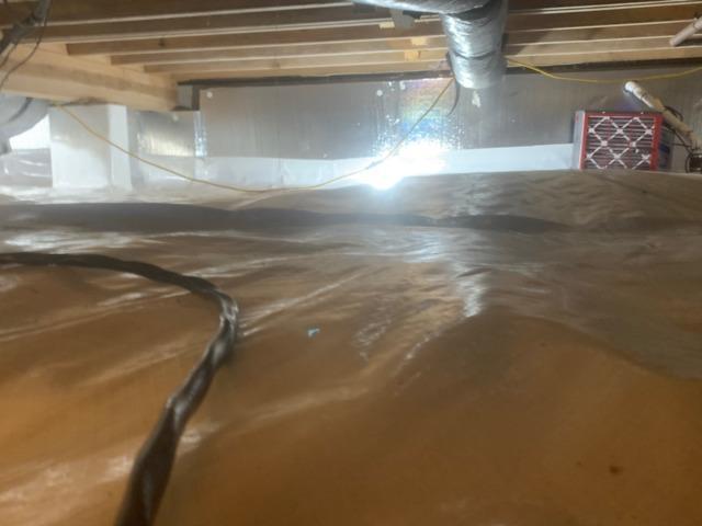 Crawl Space Encapsulation - Madison, VA