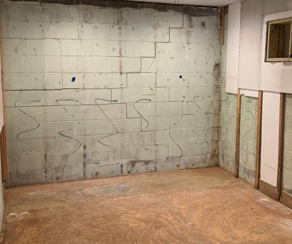 Moneta, VA Basement Waterproofing & Bowing Wall