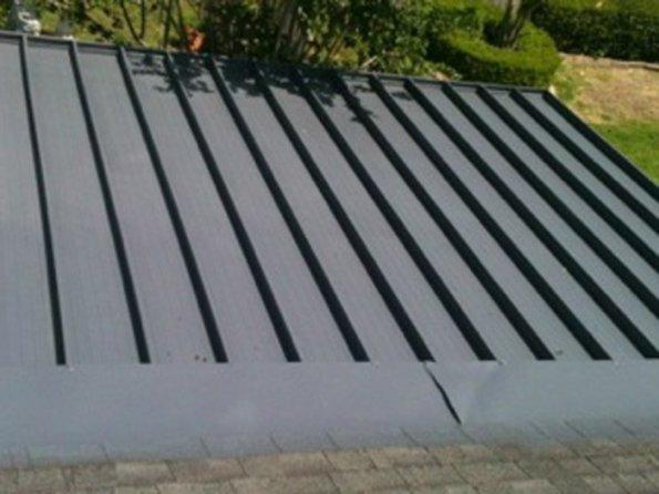 Roof Coating Project in Rochester Hills, MI - After Photo