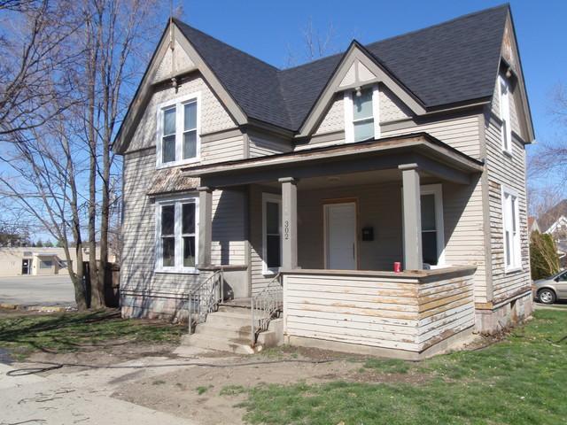 Historical Home in Ypsilanti, MI - Before Photo