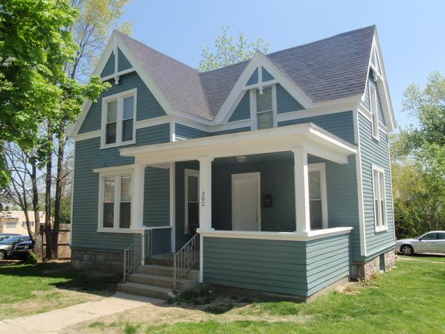 Historical Home in Ypsilanti, MI - After Photo