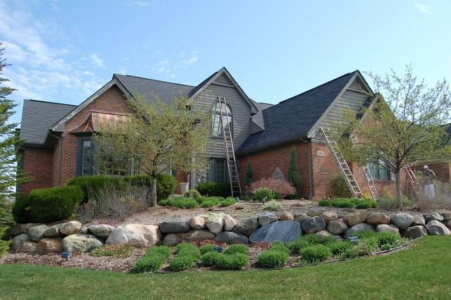 Rhino Shield on Composite Sided Home in South Lyon, MI