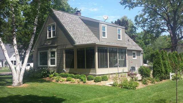 Three-Season Porch with deck in Wausau, WI - After Photo