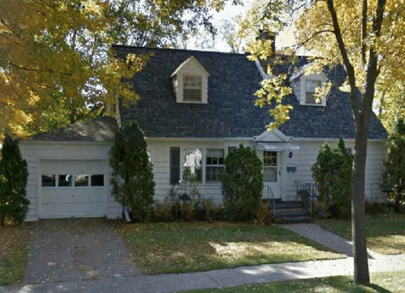 Roofing, Siding, Windows  in Wausau Wisconsin - Before Photo