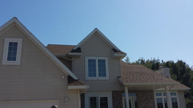 Roof replacement in Stettin WI - Before Photo