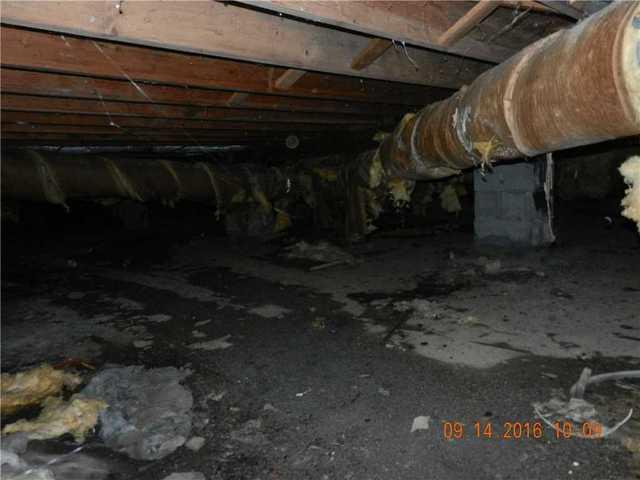 Crawl Space Encapsulation in Ithaca, NY