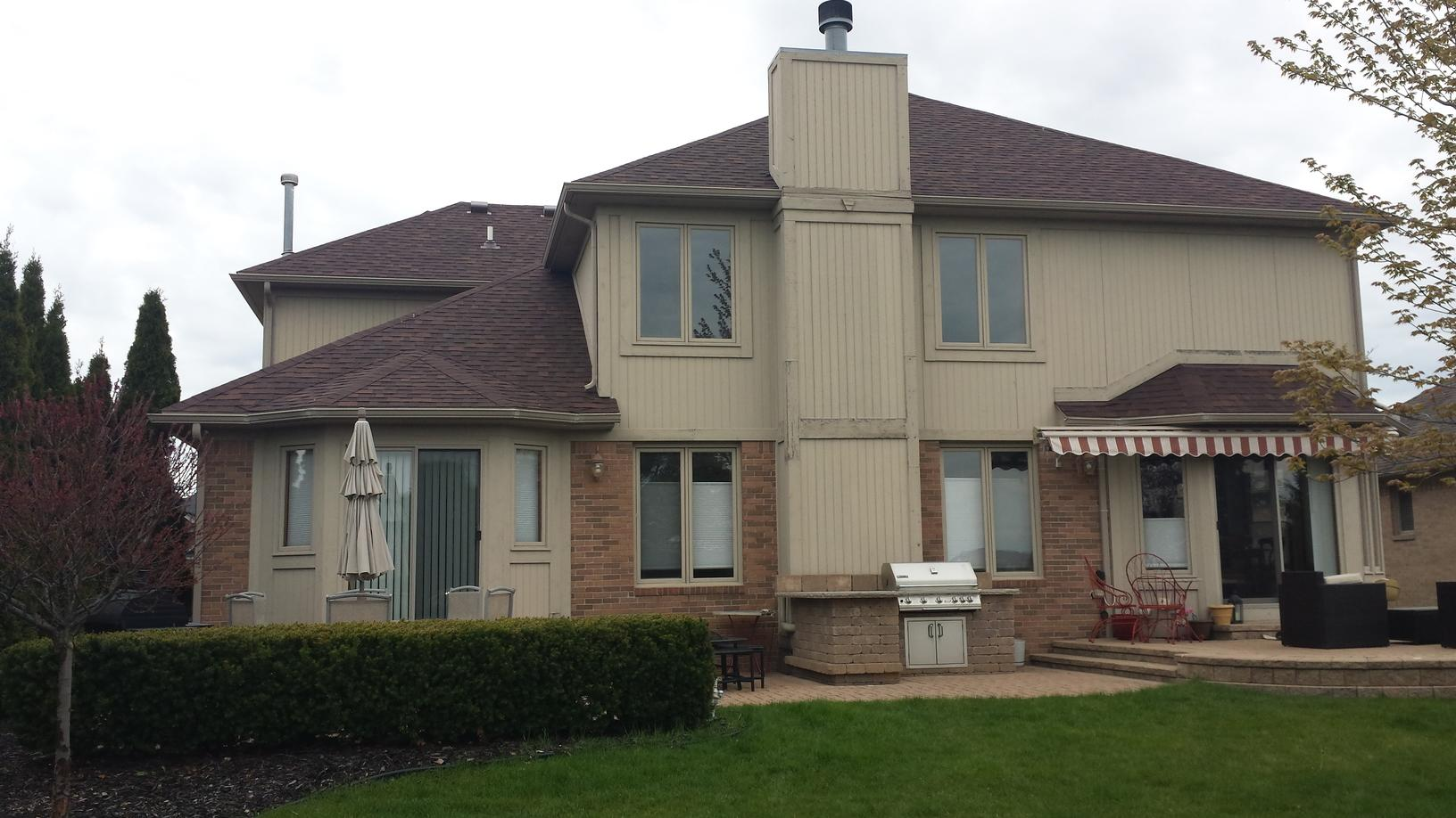 Permamanent Painting in Warminster, PA - Before Photo