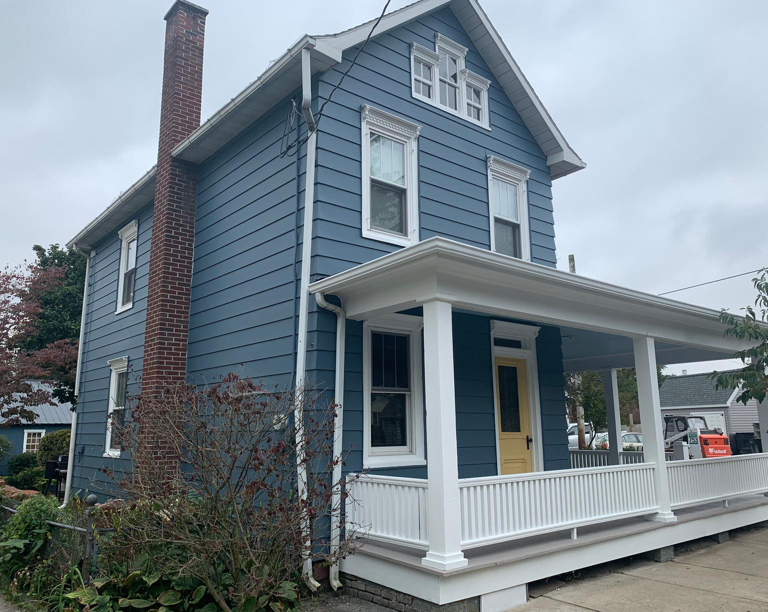 Historic Home Painted with Rhino Shield in Lititz, PA - After Photo