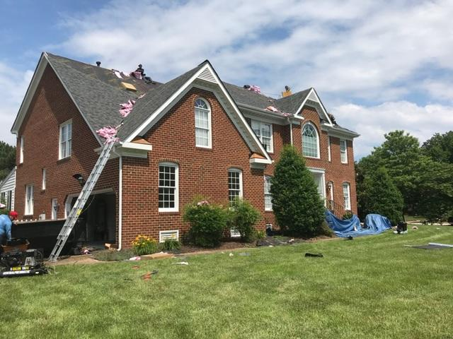 Roof Replacement in Poquoson, VA