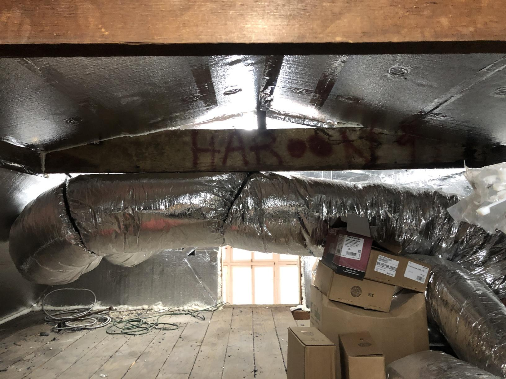 SuperAttic -Douglaston NY - After Photo