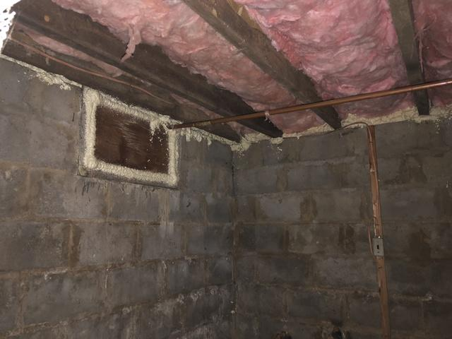 Spray Foam Crawl Space Insulation , Selden NY