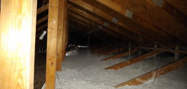 Blown in Cellulose Insulation- St. James, NY