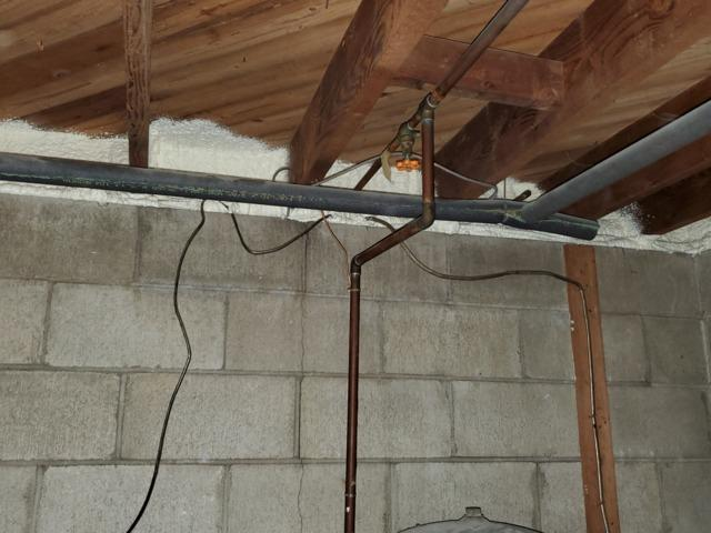 Spay Foam Rim joist- Centereach, NY - After Photo