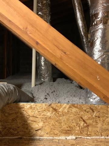 Attic Cellulose Insulation - St.James, NY