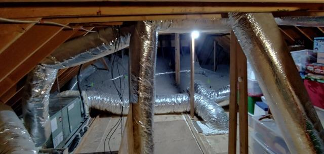 Cellulose Insulation & Duct Sealing - St.James, NY