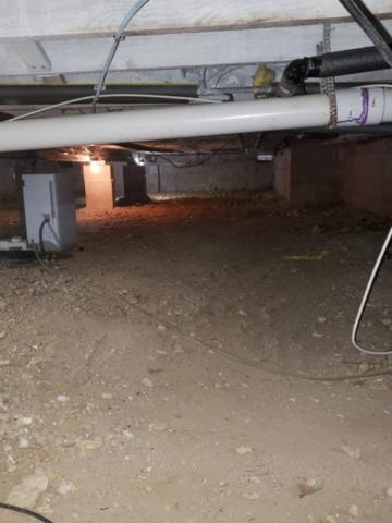 Crawl Space Insulation with SilverGlo- Oakdale, NY