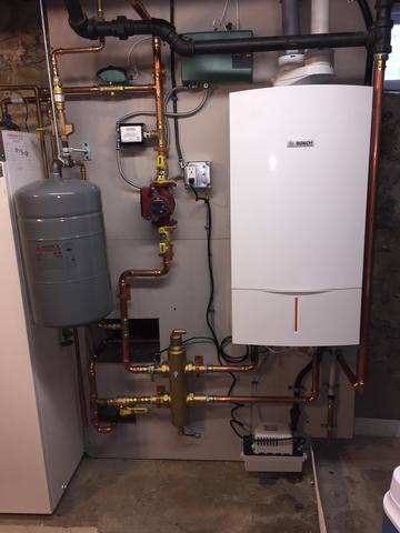 Natural Gas Conversion in Torrington, CT