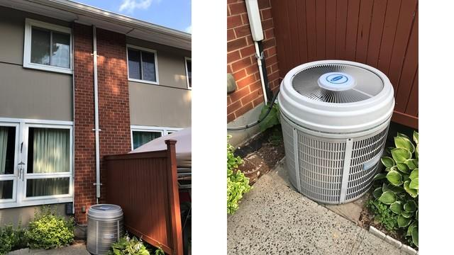Air Conditioning Replacement in Hamden, CT