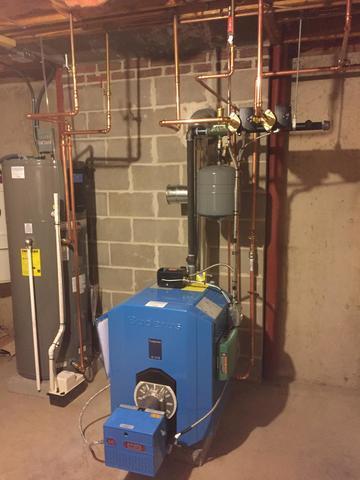 Oil Boiler Replacement in Watertown CT