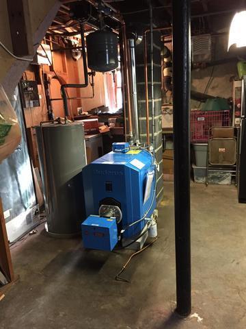 Oil Boiler Replacement in Waterbury CT