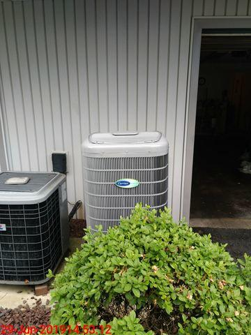 Heat Pump Replacement In Wolcott, CT