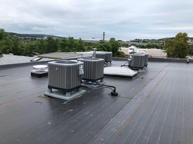 Air conditioning replacement  in Waterbury, CT