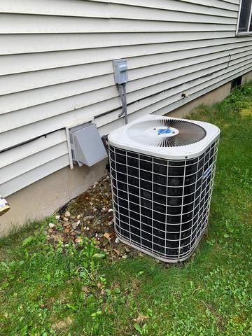 Air conditioner upgrade in Torrington, CT
