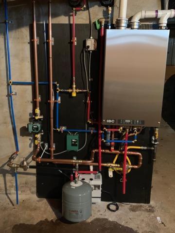 Boiler Upgrade in Waterbury, CT