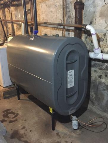 Oil Tank Replacement in Bantam, CT