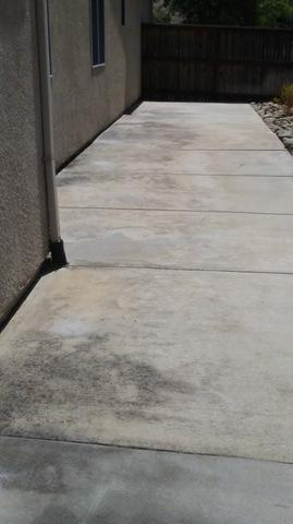 Sinking Concrete Slabs Fixed with PolyLevel in Elk Grove, CA