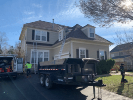 Roof Replacement in Bristow, VA - After Photo