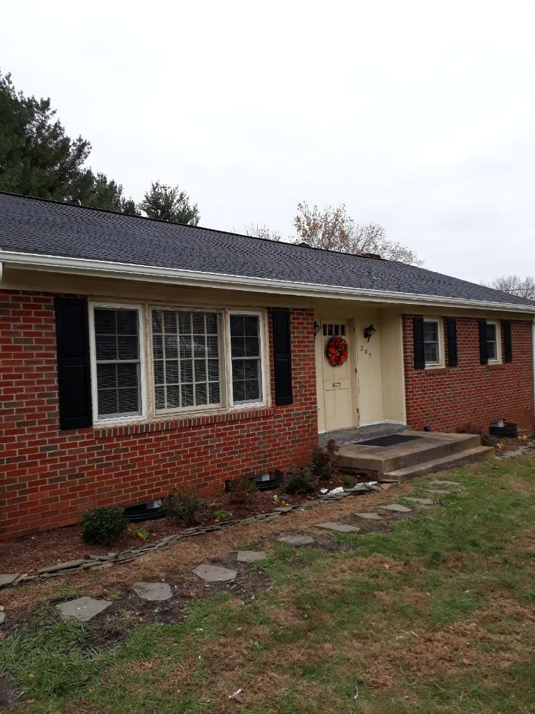 Roof Replacement in Washington, D.C. - After Photo