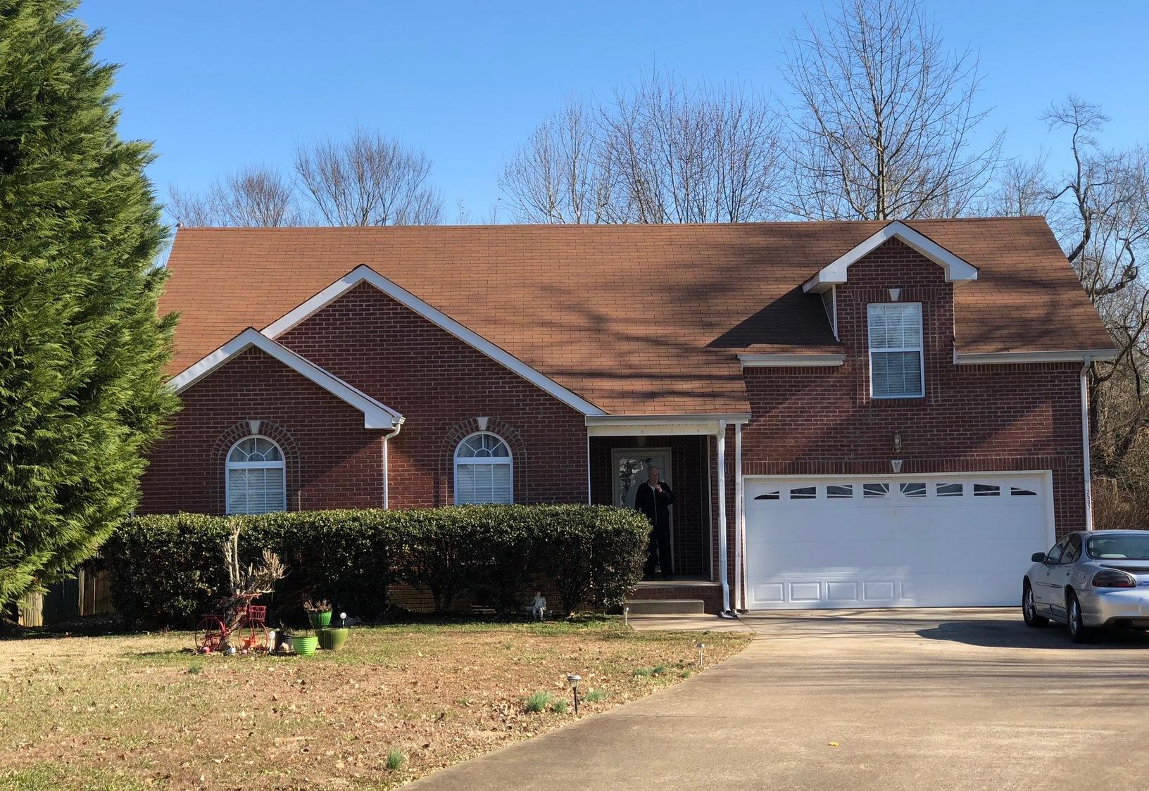 Single Family Home in Clarksville Shingle Roof - After Photo